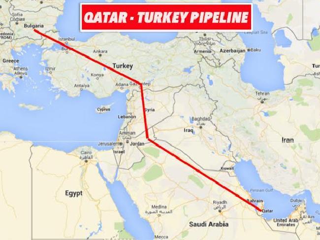 arabia-pipeline